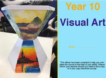 YEAR 10 Bundle Visual Arts