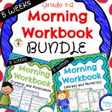 YEAR 2 MORNING WORKBOOK BUNDLE 5 WEEKS