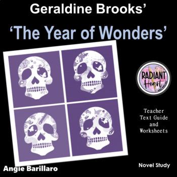YEAR OF WONDERS- BROOKS - WORKSHEETS