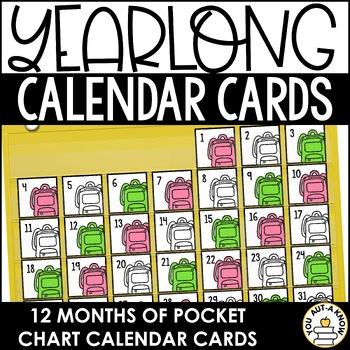 YEARLONG BUNDLE Calendar EXPANSION PACK