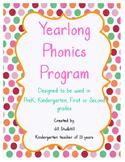 YEARLONG PHONICS PROGRAM