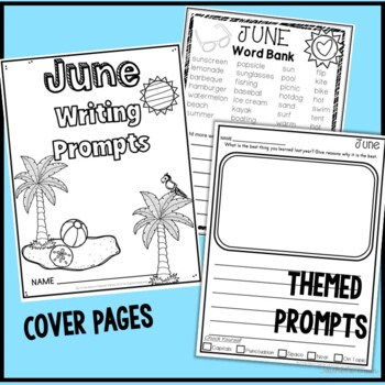 Writing Prompts  YEARLONG BUNDLE