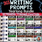 Writing Prompts with Word Banks for Kindergarten - 3rd GRA