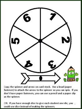 YEARLY BUNDLE Math Center DIVISION Facts Spin and Solve | GROWING BUNDLE