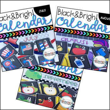 YEARLY Calendar Cards