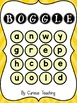 YELLOW BOGGLE - Whole class, Small group and Independent work