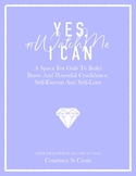 YES I CAN! GIRLS CONFIDENCE WORKBOOK