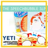 YETI Articulation and Language