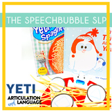 YETI Articulation and Language