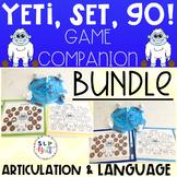 YETI, SET, GO! GAME COMPANION BUNDLE (ARTICULATION & LANGUAGE)