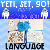 YETI, SET, GO! GAME COMPANION, LANGUAGE (SPEECH & LANGUAGE