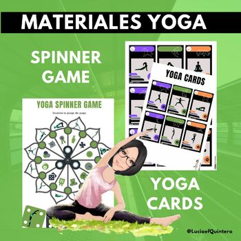 YOGA- Card and Spinner Games