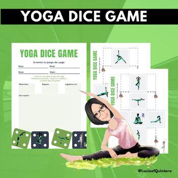 YOGA- Dice Game