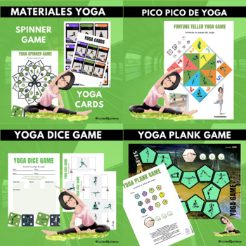 YOGA- Game Resources