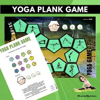 YOGA- Plank Game
