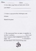 YOGA- Worksheet, Quiz, or Homework