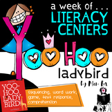 YOO_HOO LADYBIRD by Mem Fox