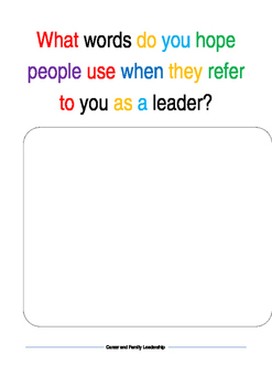 YOU as a Leader