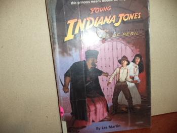 Young Indiana Jones ISBN 0-679-81178-8
