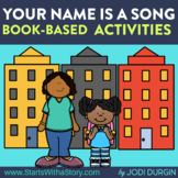 YOUR NAME IS A SONG Activities and Read Aloud Lessons for