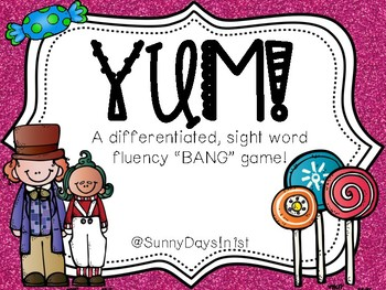 YUM! - Sight Word Game
