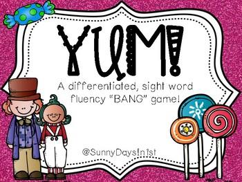 YUM! - Sight Word Game