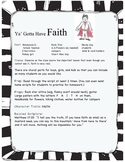 Ya Gotta Have Faith - Easy play with character building themes