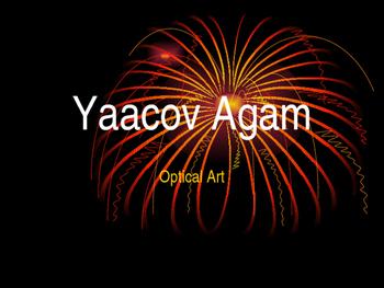 Yaacov Agam Artist Preview