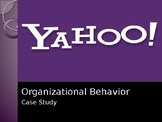 Yahoo Case Study - Business Organisational Behaviour