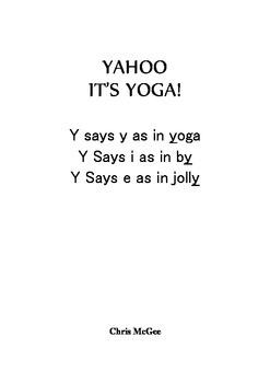 Yahoo its Yoga!