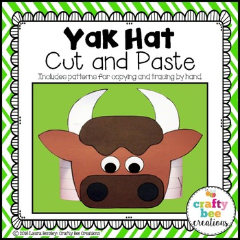 Yak Hat Cut and Paste