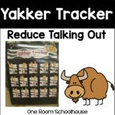 Yakker Tracker: A Behavior Management System to Reduce Talking Out