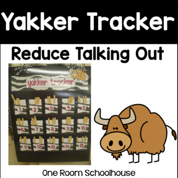 Yakker Tracker: A Behavior Management System to Reduce Talking Out