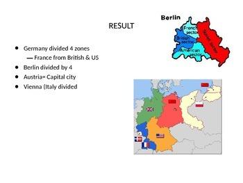 Yalta and Potsdam and response