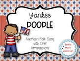 Yankee Doodle - American Folk Song with Orff Accompaniment