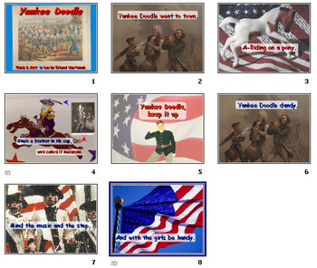 Yankee Doodle - powerpoint
