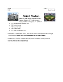 Yankee Stadium Scale Activity