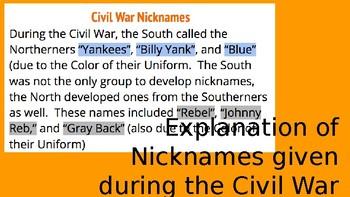 Yankee vs. Rebel (Civil War)
