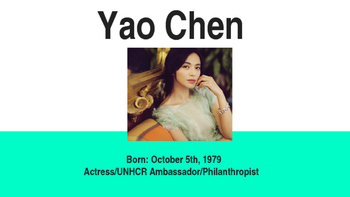 Yao Chen-Biography of a significant woman of China
