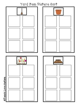 Yard Independent Work Task Binder