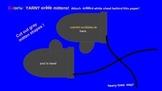 Yarny Woolen Mitten Art Scribble Multi Use Templates  no prep  The Mitten