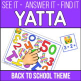 Yatta - Addition, Subtraction, Doubles and More - Back To