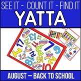 Yatta - Numbers and Counting for August Back To School