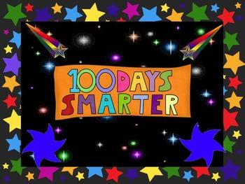 Hooray! The Hundredth Day of School!  PowerPoint Presentation FREEBIE!