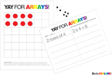 Yay for Arrays: Math Center Game