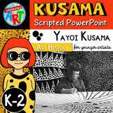 Yayoi Kusama- Art History for Younger Artists