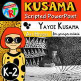 Yayoi Kusama- Art History for Younger Artists