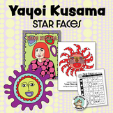 Yayoi Kusama Art Lesson: Drawing Star Faces