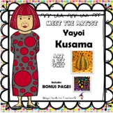 Yayoi Kusama Activities - Famous Artist Biography Art Unit