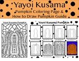 Yayoi Kusama Pumpkin Art Lesson